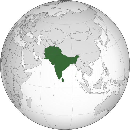 Southern Asia