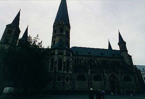 Bonn, Germany SEPT 1998