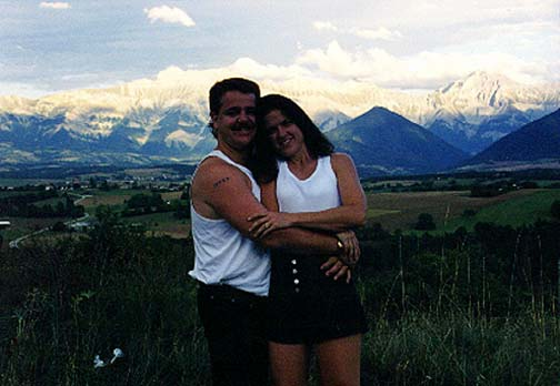 French Alps, SEPT 1998