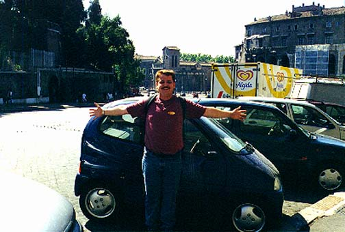 Rome, Italy SEPT 1998