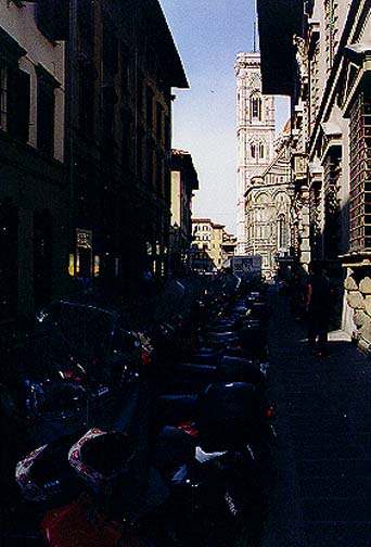 Florence, Italy SEPT 1998