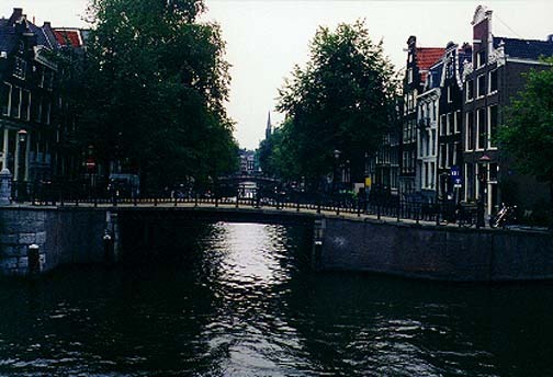 Amsterdam, Holland SEPT 1998